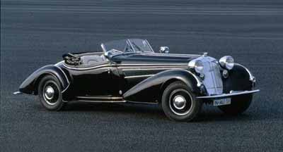奥迪汽车历史上的经典车型高清图片
